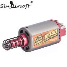 Терминатор ультра пользовательские M140 высокой поворот Тип высокий крутящий момент AEG двигателя/короткой оси для страйкбола M16/M4/MP5/G3/P90 AEG SINAIRSOFT 32668446607