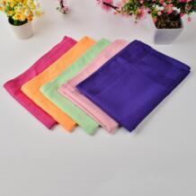 Много цветов салфетка из микрофибры чай полотенца для скатерти 10 шт./лот No name 32527707564