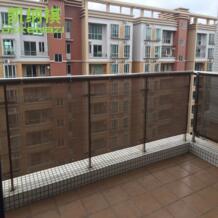 95% УФ-защита сеть из полиэтилена высокой плотности материалы, чтобы сделать беседку сетки/беседка козырек от солнца/шторы для балкона парус чистая No name 1724247358