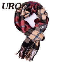 Мужские клетчатые шарф зимние модные шарфы шарф мягкий теплый Кашемир тартан шарфы новинка 2016 A3A17523 URQ 32687260549