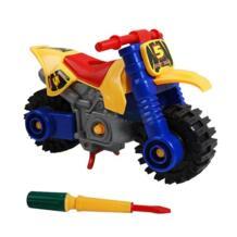 Мода разборки мотоциклетные Дизайн Развивающие игрушки для детей Прямая поставка y714 No name 32820577938