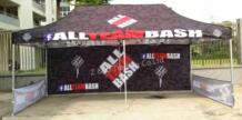 Бесплатная Доставка поп-палатку, алюминиевая рама рекламы Ярмарка Палатка с тремя стены 10*20 и 10*10 No name 32727074524