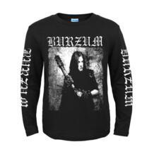 4 дизайна poleras Norway Burzum Band Rock брендовая рубашка с длинными рукавами фитнес тяжелый рок тяжелый темный металл хлопок печать иллюстрация Darkrai 32338966670