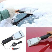 Новое поступление 12 В в автомобиля с подогревом Авто зима снег скребок для льда Окна Скребок no30 CARPRIE 32844751190