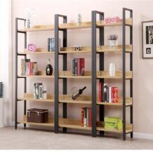 Книжный шкаф мебель для дома книжный шкаф подставка из дерева Полка Подставка для книг промышленная Современная 60*30*108 см-in Книжные шкафы from Мебель on Aliexpress.com | Alibaba Group Ecoz 32764298418