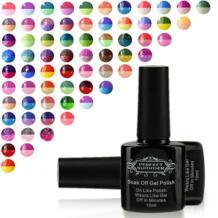 Perfect summer Хамелеон термо изменение цвета гель лак для ногтей 10мл No name 32276219449