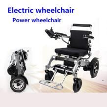Дорожный моторизованный литиевый аккумулятор Зарядка неполноценное электрическое самоходное кресло-каталка No name 32961926609
