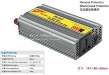 600 Вт Мощность инвертор 12 В постоянного тока до 220 В переменного тока конвертер сетевой адаптер Питание преобразователь частоты; оптовая продажа; Прямая поставка; No name 1853999814