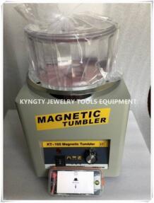 Ювелирные инструменты 110 В Ювелирные изделия полировщик супер отделка Магнитный стакан Мини магнитные массажеры для полировки ювелирных изделий Goldsmith 32633245020
