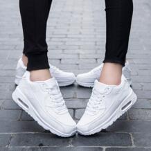 Новинка 2017 года список Лидер продаж брендовая дышащая холщовая обувь Для мужчин и wo Для мужчин Спортивная обувь Max wo Для мужчин кроссовки Мужская обувь Akexiya 32791400528