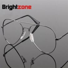 Бесплатная доставка, титановая оправа для очков, авиаторр, пилот, оптическая оправа для очков, oculos de grau oukn Brightzone 32397041061