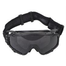 Тактический FMA SI-Баллистические противотуманные очки с вентилятором Анти-пыль Открытый страйкбол Пейнтбол защитные очки с 2 линзами TB-FMA 32846679622