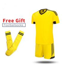 новая детская трикотаж s мальчики одежда для футбола наборы с коротким рукавом Детская Футбольная форма детский футбольный спортивный трикотаж onedoyee 32842983208