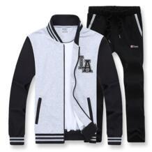 Плюс Размеры 5XL 6XL 7XL 8XL Sportwear Для мужчин спортивный костюм Открытый Осень свитер с длинными рукавами 140 No name 32838004960