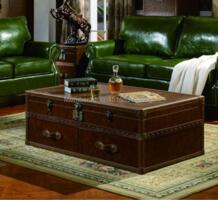 Дерево Кофе таблица ограниченным без Muebles Меса де Centro американский кантри Стиль Чай антикварная мебель новая модель X019a No name 32480365296