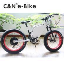 2017 Популярные 48 В 3000 Вт снег жир шин e-велосипед Электрический велосипед Электрический горный велосипед электрический велосипед No name 32819780409