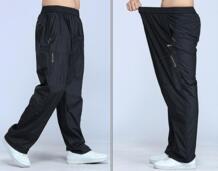 Большие размеры 4XL 5XL 6XL мужские брюки высокого качества брюки 2018 новые осенние мужские повседневные Прямые физиологичные брюки летние брюки мужские s Jogger No name 32659280437