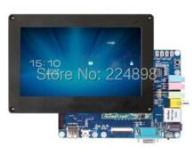 ARM11 S3C6410 ok6410 a развитию (Android 2.3.4) + 7 дюймов резистивный ЖК дисплей 533 мГц/667 мГц 256 м ddr 1 г SLC NandFlash-in ЖК-модули from Электронные компоненты и принадлежности on AliExpress maithoga 32236587438