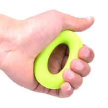 Резиновая рукоятка кольцо мышечной силы Мощность тренажер тренажерный зал расширитель захват прочность палец кольцо 7 см Диаметр No name 32801150016