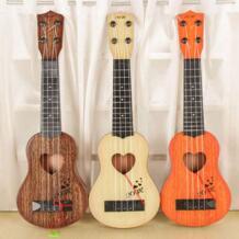 BMDT-Mini музыкальный инструмент укулеле мини-укулеле Детская гитара игрушки креативные школьные игры цвет случайный IRIN 32900817228