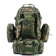 Мужской рюкзак 50L военный тактический рюкзак Спортивная Сумка водостойкий ноутбук рюкзак Mochila strength knight 32494897594