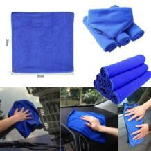 30*30 см чистки мягкой микрофибры Полотенца Авто мытья сухой чистая Полировка ткань May15 Прямая доставка CARPRIE 32874494327