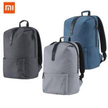 Оригинальный Xiaomi классический Бизнес рюкзаки школьные рюкзак большой Ёмкость студентов Бизнес сумки подходит для 15-дюймового ноутбука No name 32662068730
