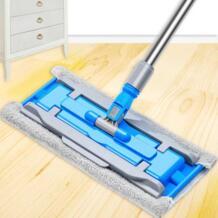 Плоская Швабра Fregona зажим полотенце твердый деревянный пол Швабра для плитки Швабра mopping home Flat drag mtuove 32863458681