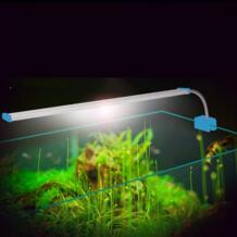 Светодио дный Светодиодная лампа для аквариума из алюминиевого сплава с гибким зажимом белого и синего цвета 3 Вт 7 Вт 12 Вт 14 Вт 16 Вт 18 Вт ZHIYANG 32859014830