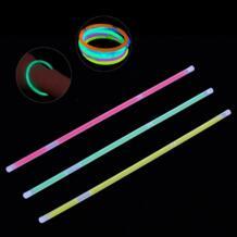 ФЛУОРЕСЦЕНТНОЕ свечение светящиеся палочки мульти цветные браслеты неоновые ожерелья ралли рейв детские игрушки светится в темноте светящийся люминесцентный No name 32840954905