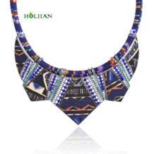 Для женщин Мода ожерелье из богемиума и подвески современный Хиппи Винтаж большое имя колье цепочки ожерелья Племенной этнический boho Многоцветный Веревка bijoux holiian 32764442510
