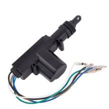 автомобиль центральный замок Системы 5 Провода автоматический Мощность Дверные замки Привод Двигатель черный Vehemo 32698926846