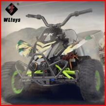 Оригинальный Wltoys 12428-A 1/12 2,4 г 4WD 50 км/ч Электрический матовый внедорожный светодиодные фонари для мотоцикла Дистанционное управление автомобиль транспортное средство с дистанционным управлением No name 32854398578