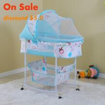 Родились новые качели детские колыбель кровать с стентов No name 32850863405