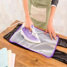 50*35 см практичная ткань гладильная защитный коврик изоляции моющийся коврик против Температура Бытовая гладильная матрас No name 32763061159