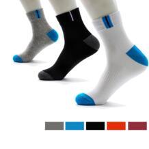 хлопок профессиональные кроссовки мужские Для женщин носки для велосипедистов баскетбол, футбол, Спорт Дышащие зимние филиалами-Футбол Носок SEXYWG 32953547446