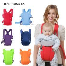 Многофункциональная переноска для младенцев от 3 до 18 месяцев, Дышащий тканевый рюкзак для малышей, сумка-повязка кенгуру спереди squirrelbaby 32893227089