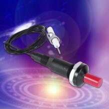 Пьезо Spark зажигания Набор с кабелем мм 1000 мм Длинный кнопочный кухонные зажигалки No name 32902647366