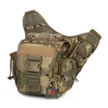 CP Мультикам Тактический Военная Униформа падение ноги сумка Молл камуфляж дорожная сумка маленький Открытый Спорт Пеший Туризм Кемпинг поясная сумка поясная Free Knight 32693379630