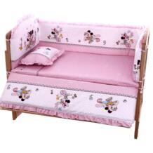 5 шт./компл. мультфильм анимированные детская кроватка кровать бампер для новорожденных 100% хлопковое комфортное нижнее белье, Детское покрывало для кровати детские моющиеся Постельное белье|Амортизаторы| | - AliExpress jusenda 32878149220