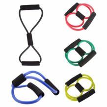 Портативный Йога трубка 8 Тип резиновый латексный тренажер для мышц эластичная резинка для фитнеса VKTECH 32700196694
