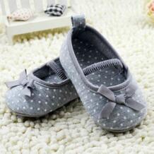 Бантом Весна/осень младенческой Обувь для младенцев Мокасины новорожденных Обувь для девочек пинетки для newborn0-18 месяцев ETOSELL 32426550007