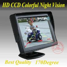 Фабрика Продвижение 4.3 дюймов ЖК-дисплей TFT заднего вида Цвет Мониторы экран для автомобиля резервного копирования Камера No name 1284783970