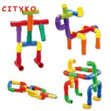 Пластик игрушка сборки Тип заглушка, воды Цвет блоки сборки головоломки строительные блоки детей развивающие игрушки DIY подарок No name 32856865790