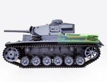 HengLong 1/16 масштаб Пластик версия Пособия по немецкому языку III L RC RTR танк модели 3848 No name 32797110352