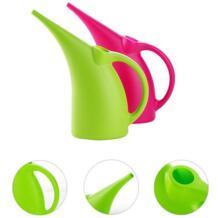 2L 3L прочный лейки длинным носиком цветок садовые инструменты Handy зеленый горшках маленький душ чайник спринклерной No name 32921419980