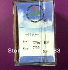 20 ШТ. Промышленные Швейные Машины предотвратить тепловой Иглы JUKI DDL-555 SINGER BROTHER DB * 1 HP Золотистый Цвет No name 1230052577