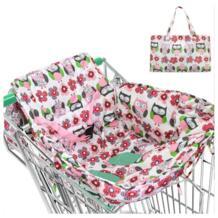 Для малышей супермаркет корзину Подушка Pad защиты детей корзину Чехлы для ребенка тележки для покупок крышка No name 32830655601