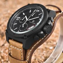 Оригинальный PAGANI Дизайн бренд часы для мужчин Военная Униформа кварцевые часы водостойкий Универсальный спортивные Wistwatch relogio masculino 2018 PAGANI DESIGN 32684440484