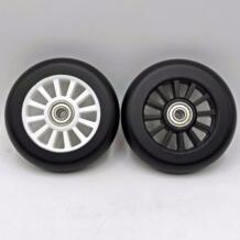 4 шт. колеса для скейта 100 мм с высоким упругого износостойкого PU ABEC-7 подшипники колеса скутера Patins 83A Canniday 32552125895